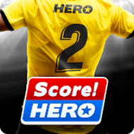 Download Score! Hero 2 (MOD, Unlimited Money) 1.10 free on android