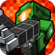 Download Pixel GunCraft 3D Zombie FPS (MOD, much money) 1.0.7 free on android