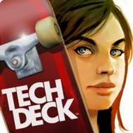 Download Tech Deck Skateboarding (MOD, much money) 2.0.5 free on android