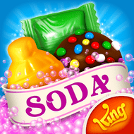 Download Candy Crush Soda Saga (MOD, Many Moves) 1.204.3 free on android