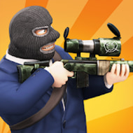Download Snipers vs Thieves (MOD, Marker/Ammo) 2.13.40495 free on android